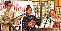 沖縄文化を紹介、新年会で決意 子どもら熱演 米ラスベガス県人会