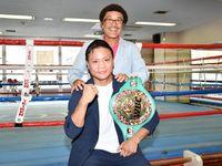 ボクシング世界王者・比嘉大吾の初防衛戦、10月22日に決定 相手はトマ・マソン