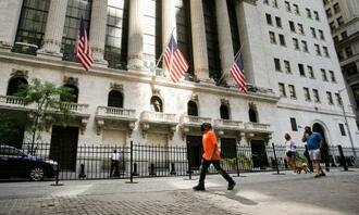 ニューヨーク証券取引所=7月21日(AP=共同)
