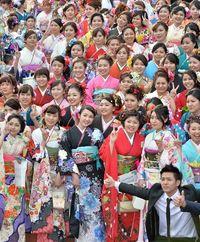 沖縄の新成人、2018年は1万6482人 昨年比698人減