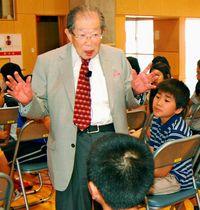 「長寿沖縄」に警鐘/日野原さん死去 平和の尊さ発信