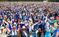 辺野古新基地反対の「オール沖縄会議」に平和賞 ドイツの国際団体