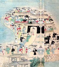 琉球士族も日傘を愛用していた 中国から輸入、ステータスの象徴