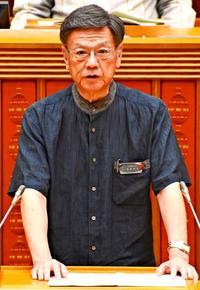 辺野古新基地の工事差し止めへ 翁長知事、訴訟を県議会に提案