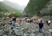 中国で山崩れ、100人生き埋め 四川省、大雨降り続く