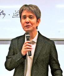 「トラウマ記憶」について解説した本村真琉球大教授