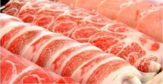 「きび○豚」のバラ肉。口溶けがよく柔らかい肉質を特徴とし、コクやまろやかさも感じられるという(同社HPから)