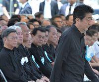 第2次安倍政権発足5年で沖縄県民 「経済的には合格点」「アベコベ政治だった」