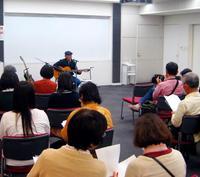 沖縄・伊平屋島の言葉で7曲熱唱 野甫英芳さん、初コンサート