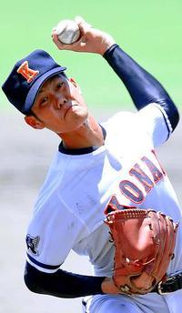 高校野球沖縄大会:興南、2戦連続完封