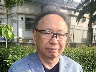 崎元さんに6万円を貸して窮地を救った猪野屋医師(猪野屋さん提供)