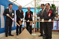 「シンボルとなる拠点に」 沖縄の新JA会館起工
