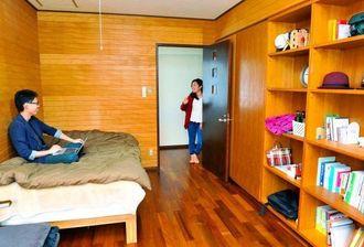 部屋によって広さや収納の数、家賃も異なる