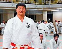 柔道の奥深さ、講道館で指南 元日本代表の眞喜志慶治さん