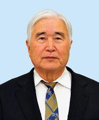 沖縄県議会、議長に新里米吉氏を選出
