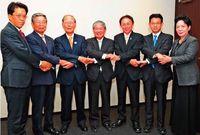 辺野古で意見分かれる 衆院選当選者座談会