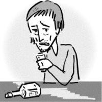 沖縄県医師会編[命ぐすい耳ぐすい](963)アルコール依存症のたどる道 重度の認知症発症も