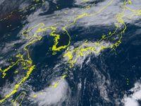 台風15号(リーピ):九州直撃、福岡を通過