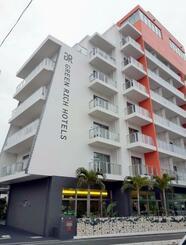 名護市城に開業したグリーンリッチホテル沖縄名護
