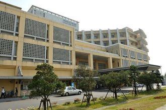 (資料写真)県立中部病院