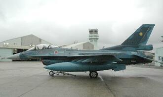 航空自衛隊のF2戦闘機