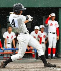 夏の高校野球:創部2年目の未来沖縄、夏初勝利