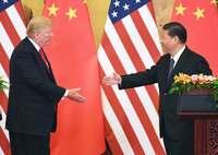 中国、新秩序へ野心あらわ 習氏の術中にはまったトランプ氏