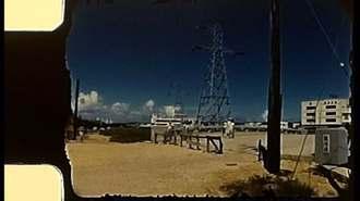 1951年の泉崎橋周辺の様子(遠藤保雄さん撮影)
