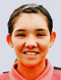 NZジュニア大会テニス:リュー理沙マリー、単複4強<br />