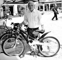 名護市営市場がレンタル自転車/観光客中心に利用増