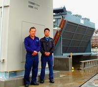 廃食油で830キロワット発電、国内最大規模の2千世帯分賄う 沖縄で5月稼働