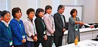 防衛省に軍事拡大中止を要請 沖縄の6市民団体