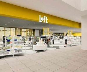 ライカムロフトの店舗イメージ(ロフト提供)