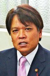 おきなわ維新 中村正人幹事長