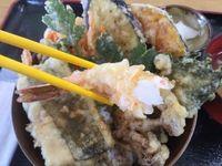 名護市大浦の天ぷら丼ぶり○○で天丼を食べたの巻 運転手メシ(253)