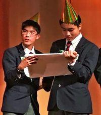 沖縄代表球陽高 準々決勝で敗退/エコノミクス甲子園