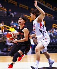 トヨタ自動車 女子4強入り/全日本バスケ きょう準決勝