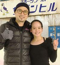 感謝の「ウチナー on ICE」 沖縄出身フィギュア選手・上地悠理花 引退前に憧れの荒川静香さんと競演へ