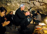 「うその教育で…」 沖縄戦「集団自決」遺族が語る危機感 読谷・チビチリガマで慰霊祭