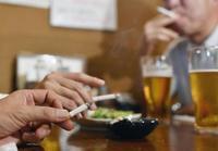 喫煙可能、150平米以下に 厚労省の改正案、当初から後退