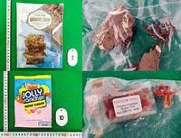 大麻入り菓子を関西空港に密輸 沖縄県警、50歳男を逮捕