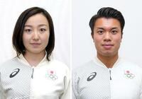 カーリング、藤沢が山口と混合D 3月の日本選手権出場