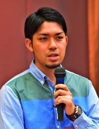 沖縄県民投票:3択案「手放しでは喜べない」 ハンストで訴えた元山仁士郎さん