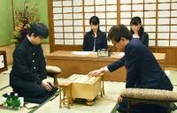 藤井四段、羽生を破る殊勲 最年少棋士が非公式戦で