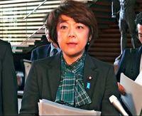 島尻沖縄相、基地と振興リンク論示唆 予算影響「ないとはいえない」