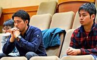 県民投票「3択」可決 元山代表、全県実施へ「気持ち切り替え全力尽くす」