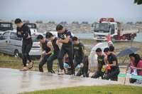 石垣島トライアスロン 悪天候で中止
