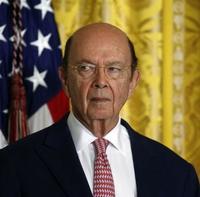 米、対中関税上げ予定通り ロス商務長官