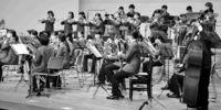 来月の台湾大会向け演奏会/昭薬付高・中の吹奏楽部