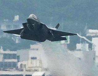 (資料写真)離陸するF35
